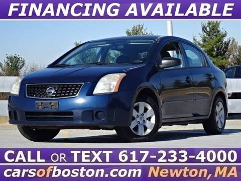 2009 Nissan Sentra for sale in Newton, MA