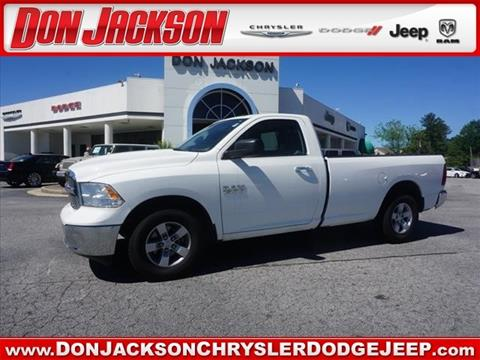 2013 RAM Ram Pickup 1500 for sale in Union City, GA