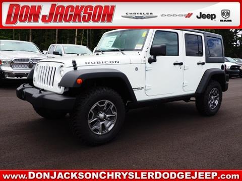 2017 Jeep Wrangler Unlimited for sale in Union City, GA