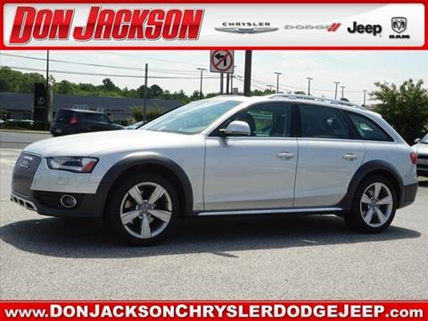 2014 Audi Allroad for sale in Union City, GA