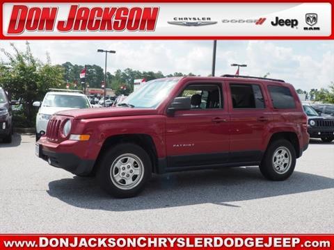 2012 Jeep Patriot for sale in Union City, GA