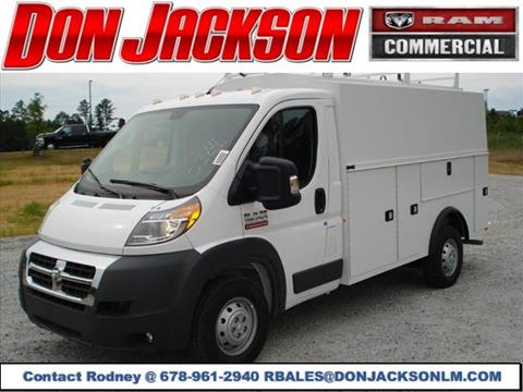 2017 RAM ProMaster Cutaway Chassis for sale in Union City, GA