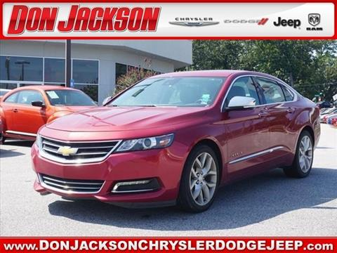 2015 Chevrolet Impala for sale in Union City, GA