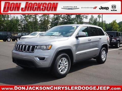 2018 Jeep Grand Cherokee for sale in Union City, GA
