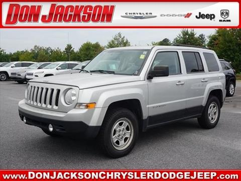 2013 Jeep Patriot for sale in Union City, GA