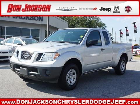 2012 Nissan Frontier for sale in Union City, GA