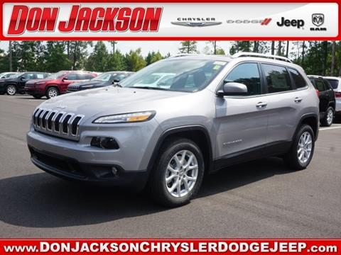 2018 Jeep Cherokee for sale in Union City, GA