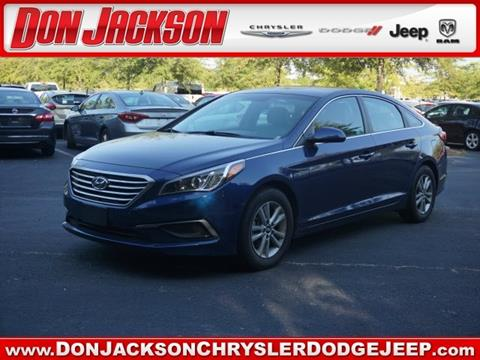 2016 Hyundai Sonata for sale in Union City, GA