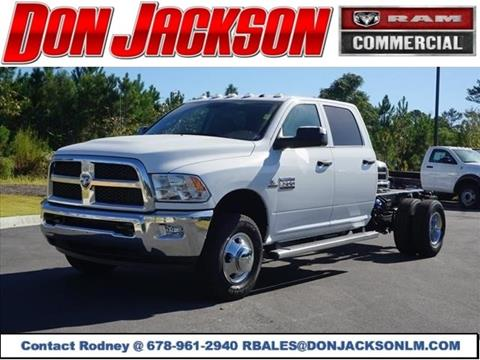2018 RAM Ram Chassis 3500 for sale in Union City, GA