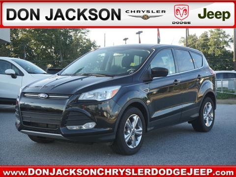 2015 Ford Escape for sale in Union City, GA
