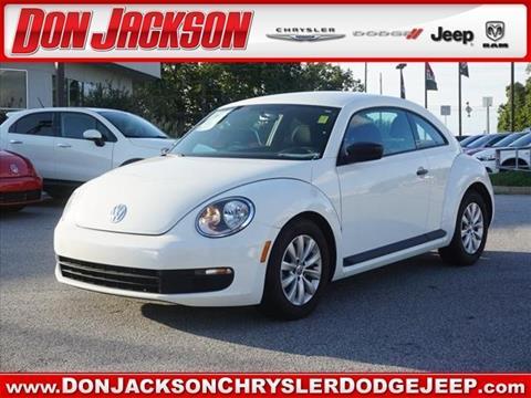 2013 Volkswagen Beetle for sale in Union City, GA