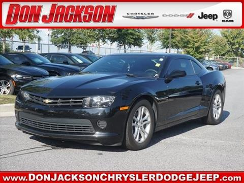 2015 Chevrolet Camaro for sale in Union City, GA