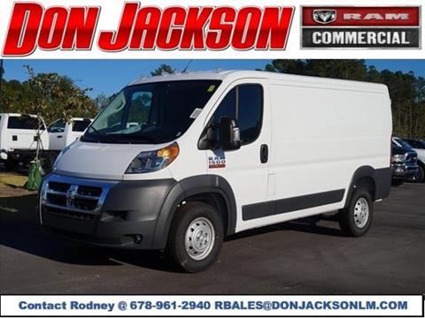 2018 RAM ProMaster Cargo for sale in Union City, GA