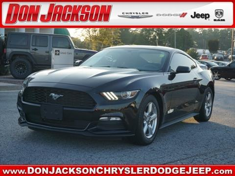 2015 Ford Mustang for sale in Union City, GA