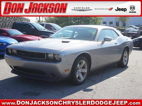 2014 Dodge Challenger for sale in Union City, GA