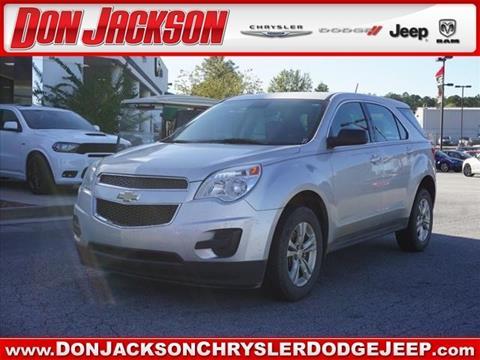 2014 Chevrolet Equinox for sale in Union City, GA