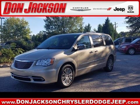2013 Chrysler Town and Country for sale in Union City, GA