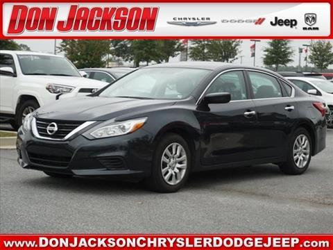 2016 Nissan Altima for sale in Union City, GA