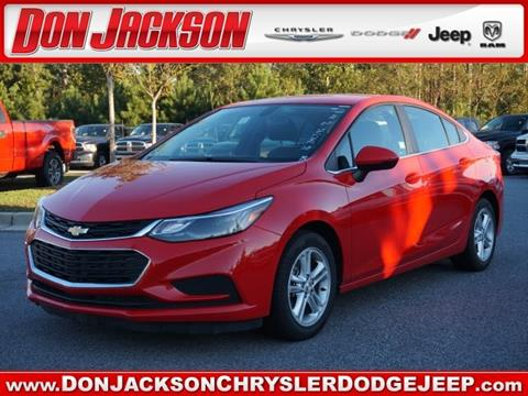 2016 Chevrolet Cruze for sale in Union City, GA