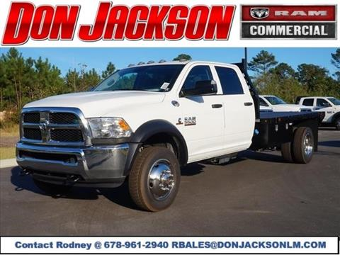 2017 RAM Ram Chassis 5500 for sale in Union City, GA