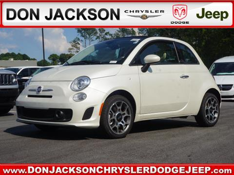 2018 FIAT 500c for sale in Union City, GA