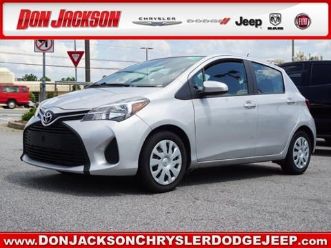 2016 Toyota Yaris For Sale In Union City, GA