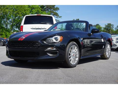 2019 FIAT 124 Spider for sale in Union City, GA