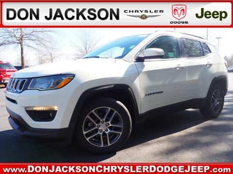 2019 Jeep Compass for sale in Union City, GA