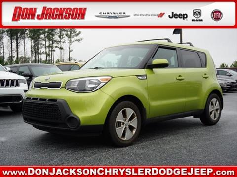 Kia Of Union City >> Used Kia Soul For Sale In Union City Ga Carsforsale Com