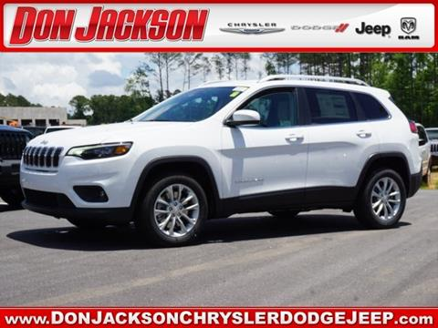 2019 Jeep Cherokee for sale in Union City, GA