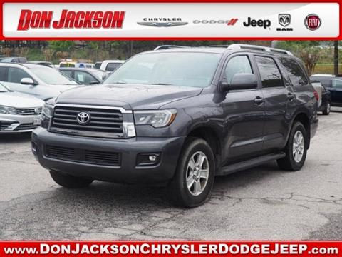 Toyota Of Union City >> 2018 Toyota Sequoia For Sale In Union City Ga