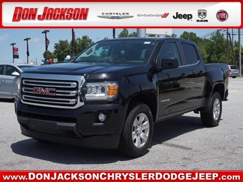2018 GMC Canyon for sale in Union City, GA