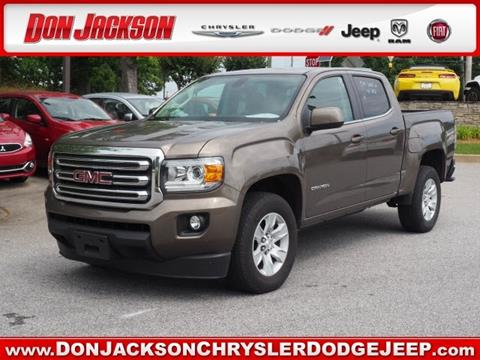 2017 GMC Canyon for sale in Union City, GA