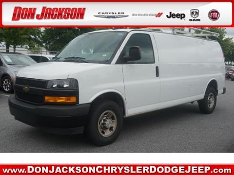 Used Chevrolet Express Cargo For Sale Carsforsale Com