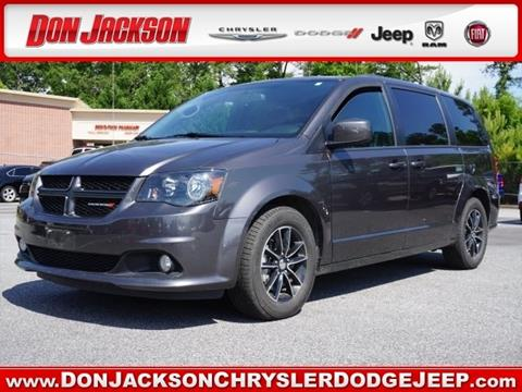 2018 Dodge Grand Caravan for sale in Union City, GA
