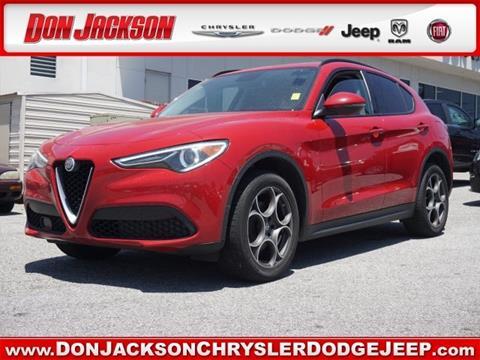2018 Alfa Romeo Stelvio for sale in Union City, GA