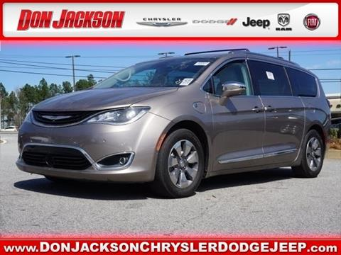 2017 Chrysler Pacifica Hybrid for sale in Union City, GA