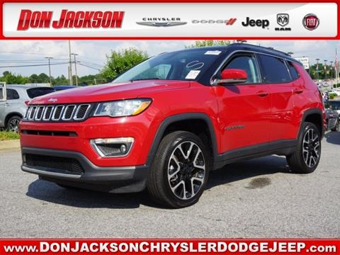 2018 Jeep Compass for sale in Union City, GA