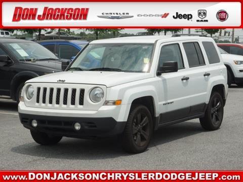 2015 Jeep Patriot for sale in Union City, GA
