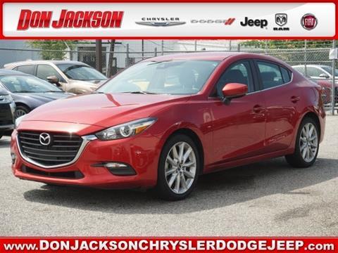 2017 Mazda MAZDA3 for sale in Union City, GA