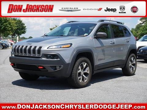 2014 Jeep Cherokee for sale in Union City, GA