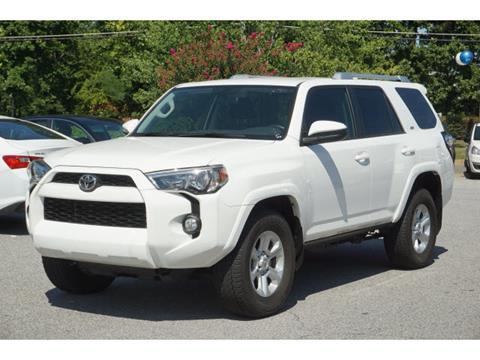 Toyota Forerunner For Sale >> 2016 Toyota 4runner For Sale In Union City Ga