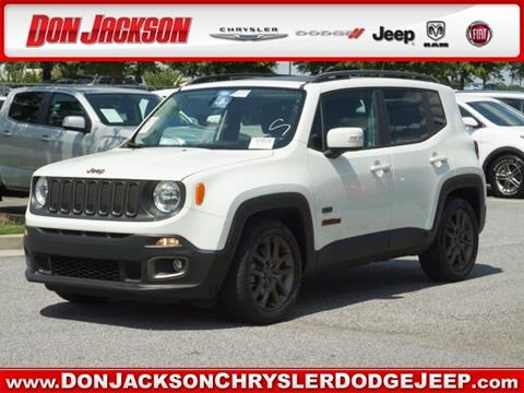 2016 Jeep Renegade for sale in Union City, GA