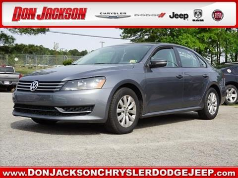 2013 Volkswagen Passat for sale in Union City, GA