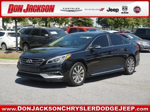 2015 Hyundai Sonata for sale in Union City, GA