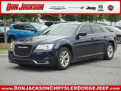 2016 Chrysler 300 for sale in Union City, GA