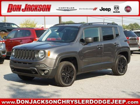 2018 Jeep Renegade for sale in Union City, GA