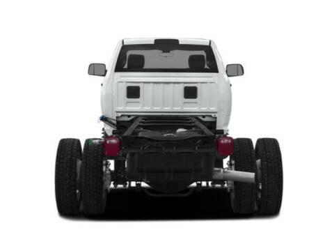 2018 RAM Ram Chassis 3500