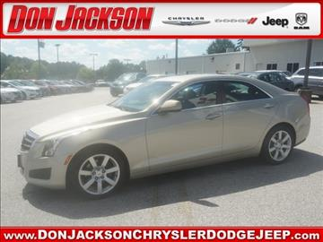 2013 Cadillac ATS for sale in Union City, GA