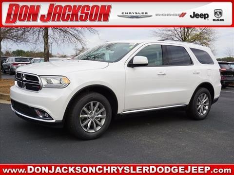 2017 Dodge Durango for sale in Union City, GA